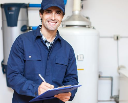 Request a Water Treatment Service Call