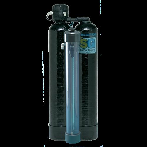 Sulfur Guard™ Backwashing Filter
